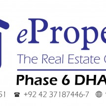 DHA Lahore Phase 6 Plots & Houses for Sale