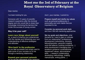BeWise Mentoring Programme