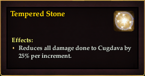 Effect - Tempered Stone