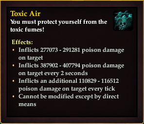 Effect - Toxic Air