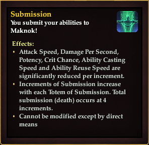 Effect - Submission