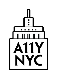 Accessibility NYC logo