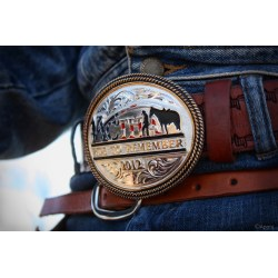Impeccable Molly Equine Quick Response Blog A Cowboy Tradition Meets Technology Molly S Custom Silver Figures Molly S Custom Silver Money Clip houzz-02 Mollys Custom Silver