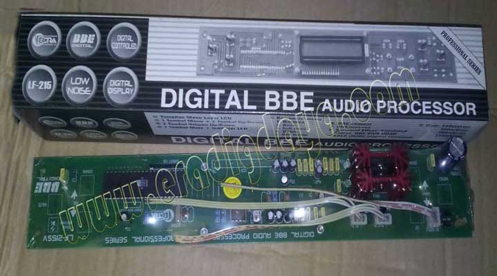 Harga Digital BBE Audio Processor Sonic Maximizer