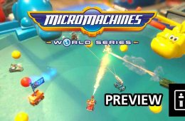 Micro Machines Preview