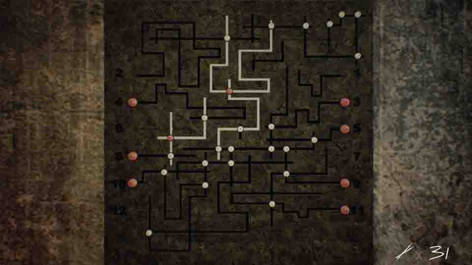 Inmates Puzzle