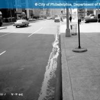 C-21515 - Bus Stop - West Side of Broad Street at Callowhill Street