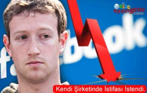 Mark Zuckerberg İstifa