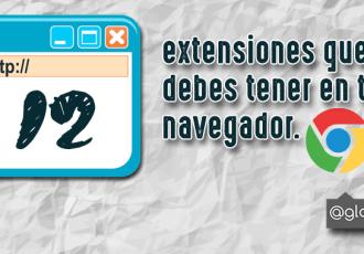 Extensiones-Chrome