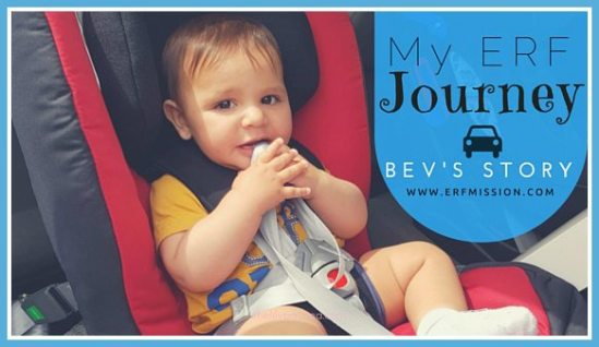 [ Our ERF Journey ] – Bev's Story…