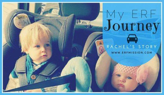 [Our ERF Journey] – Rachel's Story…