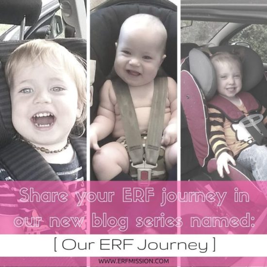 Share your ERF journey in our new blog series!