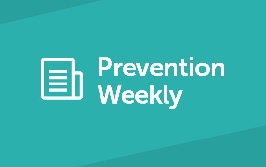 Prevention Weekly from Ergonomics Plus, Issue 256