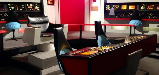 The Bridge on Star Trek Continues