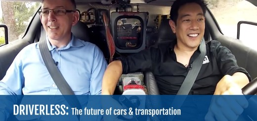 Mouser Electronics Innovation Spotlight with Grant Imahara: Driverless Vehicles
