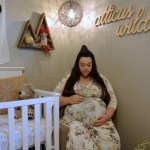 Pregnancy Post: Nursery and Maternity Pictures!