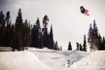 Andy Finch Lein Air Northstar at Tahoe halfpipe 2010