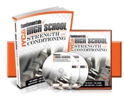 International Youth Conditioning Association High School Strength Coach Certification