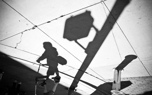 """Shadows"" - You can shoot street photography anywhere with a shadow"