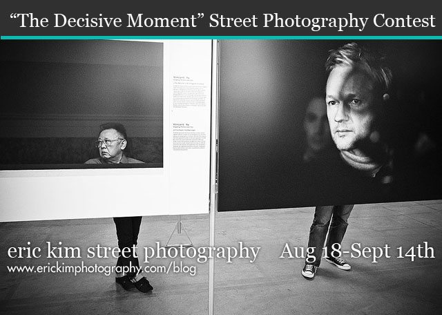 The Decisive Moment Street Photography Contest