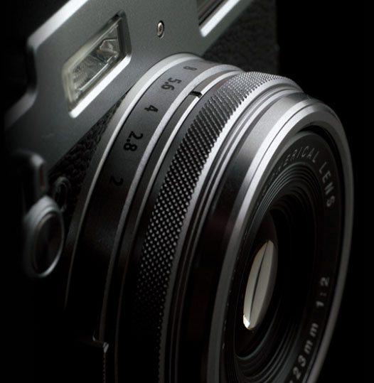 front-lens fujifilmx100t