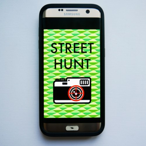 STREET HUNT: Street Photography Field Assignments Manual