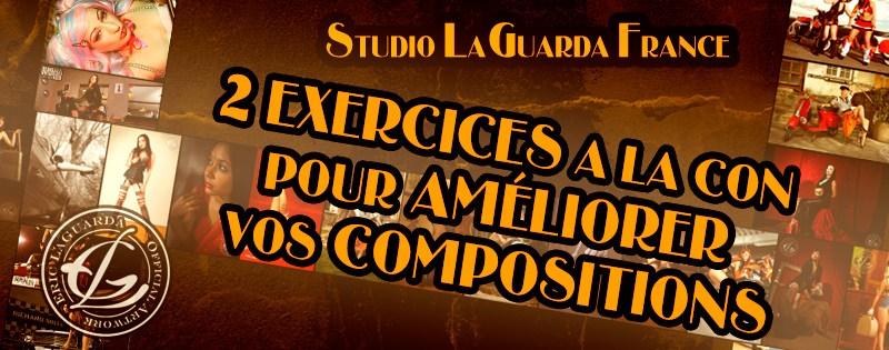 Bandeau Exercices composition