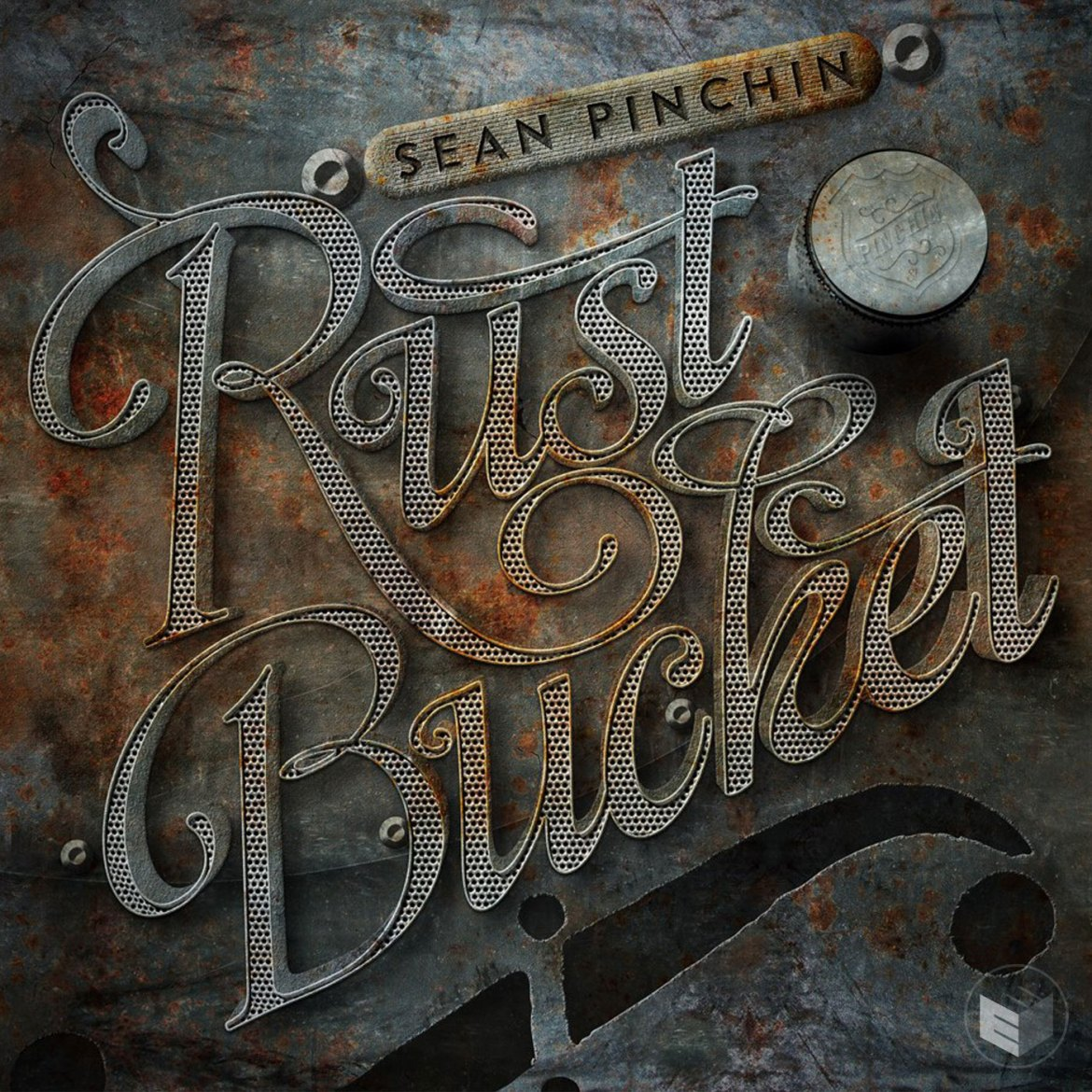 SEAN PINCHIN'S RUST BUCKET COVER