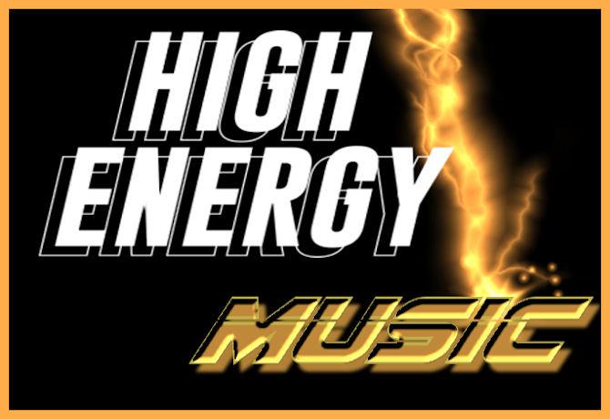 High Energy Music