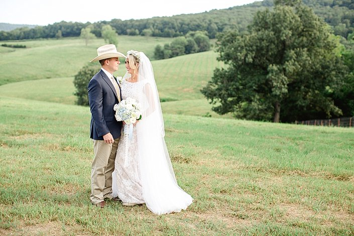 Mattie and Luke | Classy Country Wedding | Arkansas Wedding Photographer_0031