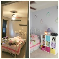 Audrey's Room Makeover!