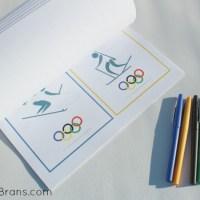 Winter Olympics Fun For Kids
