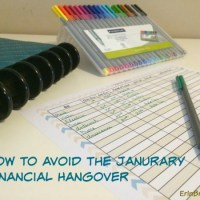 How to avoid the January Financial Hangover