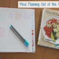 Meal Planning Out of the Pantry