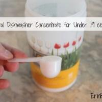 Best Dishwasher Detergent for under .19 a Load