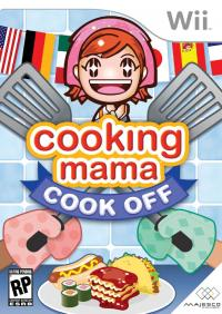 Cooking Mama = Carpal Tunnel