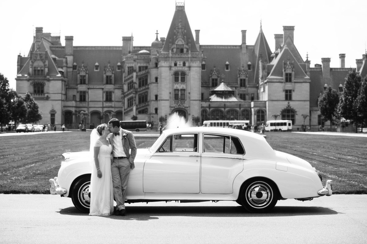 A Look Back at our Biltmore Estate Wedding