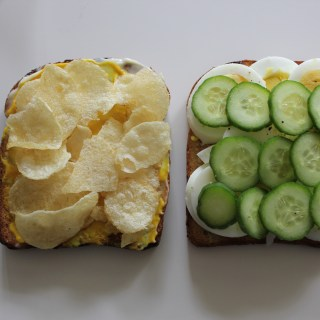 Sandwich of the Week (you bet potato chips are on it!)