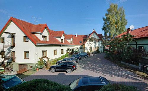 Hotel Habenda, Krutyn, Masuren