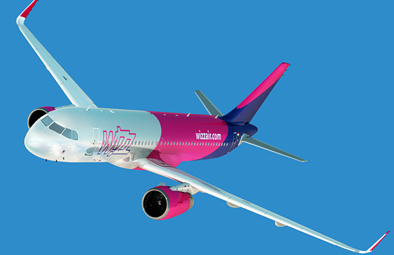 Fliegt die Wizz Air nach Masuren?