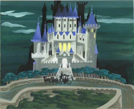 Arriving at the Castle