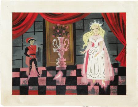 Cinderella concept piece