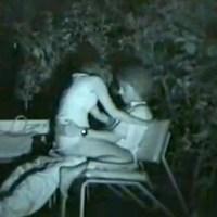 【アダルト動画】( 秘密撮影ムービー )深夜の公園ベンチはシロウトカップルの外SEXスポットだったwwwwwwwww※赤外線秘密撮影カメラ(無料)
