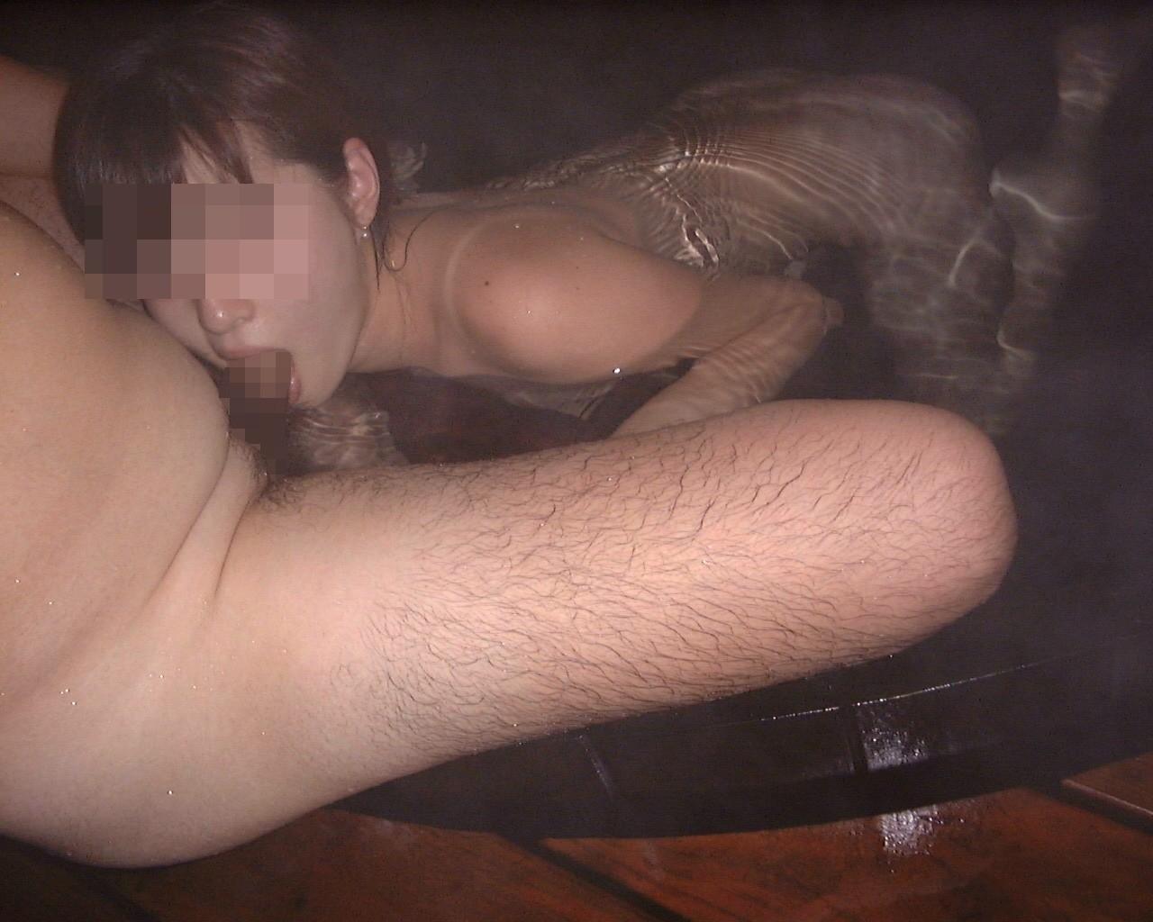 【エロ画像】露天風呂や混浴でソープランド気分味わってるシロウトカップルが裏山すぎる件wwwwwwwwwwwwwww(リベンジポルノ画像あり)