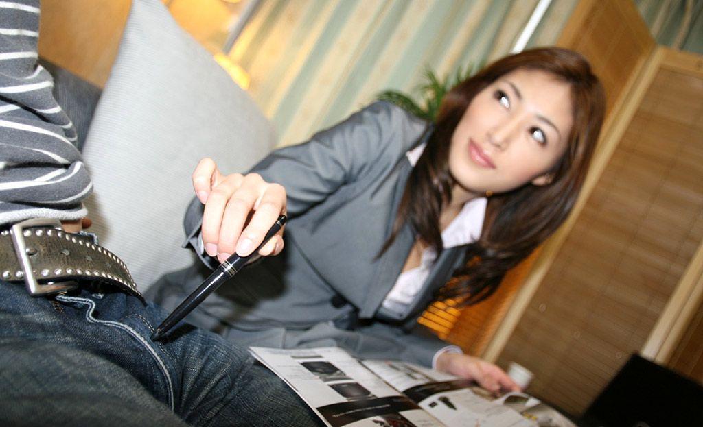 (個人収録)訪問販売のドすけべ社内レディー眼鏡女の枕営業☆本能のままにねっとりSEXwwwwwwwwwwハメドリえろ写真★