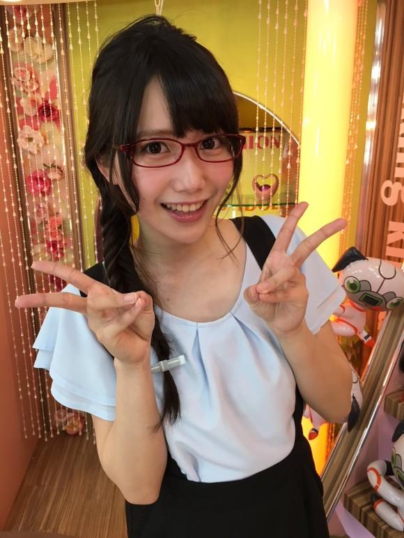 ランク王国の加藤里保菜とかいう眼鏡モデルがぐうしこすぎる件wwwwwwwwww(写真あり)