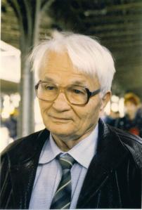 Василий Налимов (Париж, 1989). Фото © В. Багрянский
