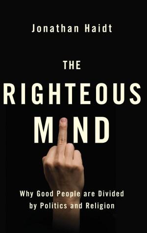 Джонатан Хайт, «Праведный разум»