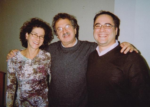 Лиза Лейхи, Роберт Киган и Дэвид Зайтлер (сотрудник консалтинговой фирмы Кигана и Лейхи) в 2010