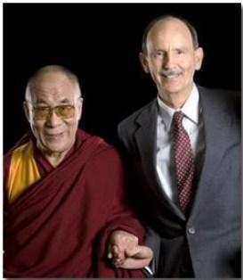 ЕС Далай-Лама и Роджер Уолш